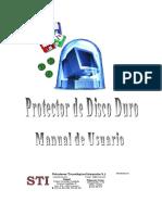 Manual de Usuario - Protector de Disco Duro V5.3-RevB