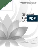 Student Self-Care Manual