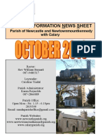 Newcastle Parish News October 2016