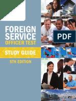 FSOT Study Guide