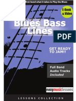 Blues Bass Lines by Jp Dias