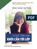 eBook - Tự Học Tiếng Anh by Hoàng Ngọc Quỳnh
