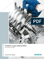 Turbines à Gaz Industrielles