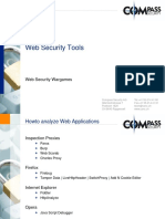 Web Security Testing Tools