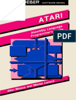 Atari Assembly Language Programmers Guide