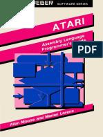 Atari Assembly Language Programmers Guide