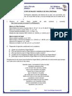 3° - 01 - III BIM - MARIA, PROTOTIPO DE MUJER Y MODELO DE VIDA CRISTIANA