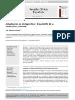 Actualizacic3b3n en Manejo y Tratamiento de Tbc 2016 Caminero