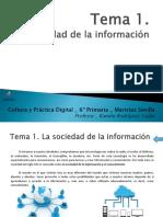 Tema 1 La Sociedad de La Informacic3b3n Apuntes