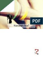 Nasaan na.docx
