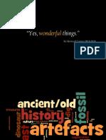 1 Intro to Archaeology - English