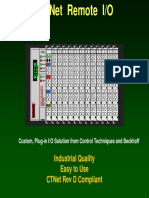 Beckhoff Remote IO Basics