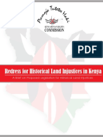 4. Historical Land Injustices Briefing Note