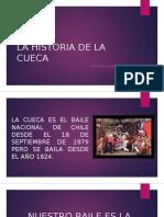 La Historia de La Cueca (1)