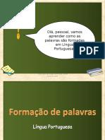 Estrutura e formação de palavras pps