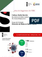 Presentación diagnóstico de VIH 2 junio 2015
