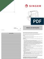 Manual Da Maquina de Costura Singer