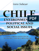 CHILE, Enviromental, Political and Social Issues