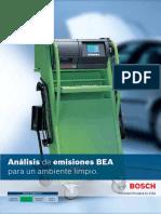 Analizadores Emisiones Gases BEA