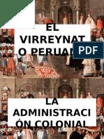 El Virreynato Peruano