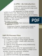 SAP PS_STD