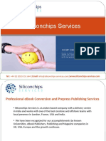 Prepress Publishing Services