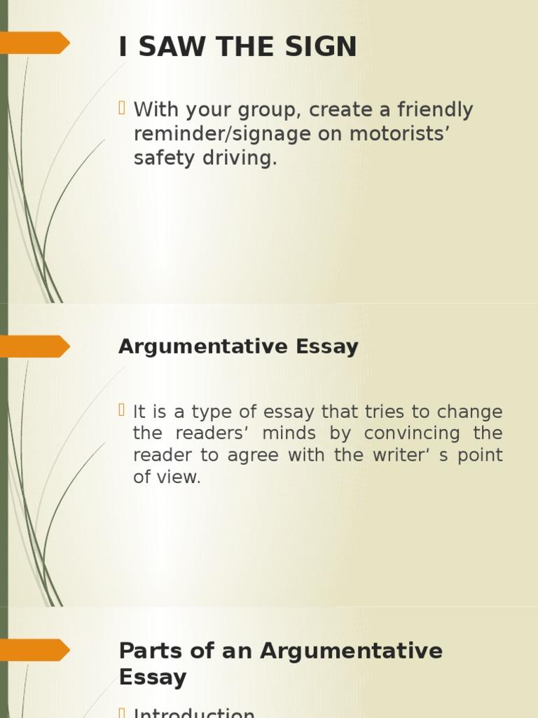 argumentative essay parts and characteristics traffic traffic argumentative essay parts and characteristics traffic traffic collision