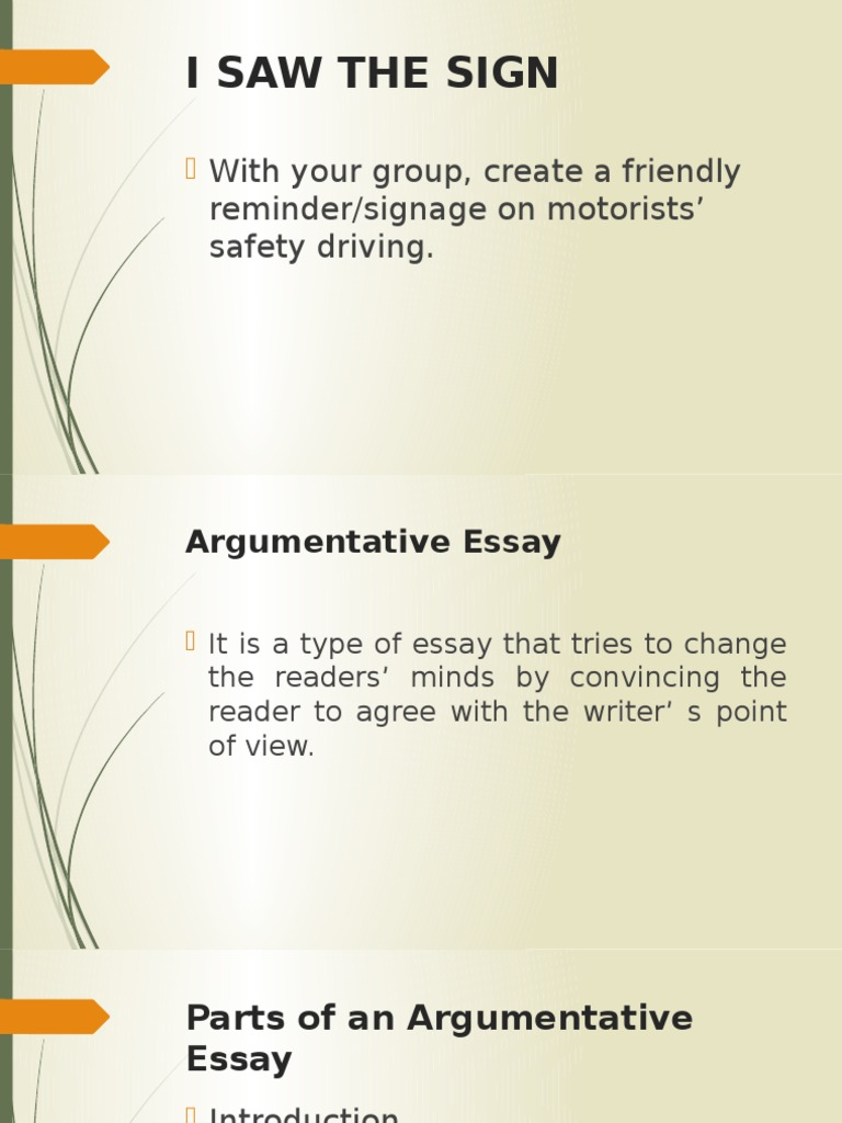 expression for writing an essay practice
