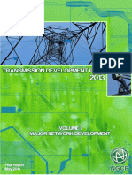2013 TDP Final Report Volume 1 - Major Development Network