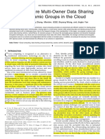 Multi-Owner Data Sharing