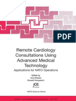 REMOTE CARDIOLOGY CONSULTATIONS USING ADVANCED MEDICAL TECHNOLOGY