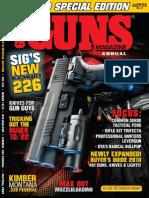 GUNS Magazine 2010 Annual Preview