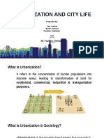 UrbanizationandCitylife