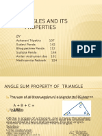 Angles and Its Properties
