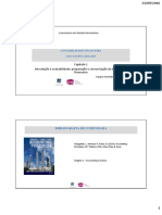 Preparação e Comunicação Da Informação Financeira