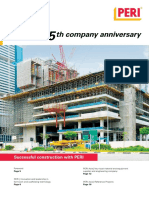 25 Years Anniversary Brochure 2016