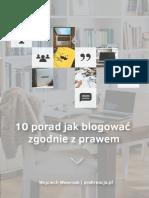 10 porad jak blogować zgodnie z prawem.pdf