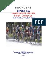 Proposal Sepeda Ria