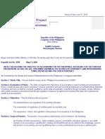 RA 9298 Phil. Accountancy Act of 2004