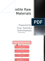 Introduction to Textile Raw Material
