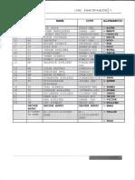 air Ticketing code
