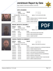 Peoria County Jail Booking Sheet for Sept. 26, 2016