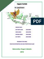 Paper PLH Otonomi Daerah