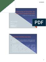 05 - Estruturas e Funções Do Sistema Cardiovascular