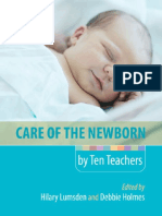 Care of the Newborn by Ten Teachers (a Hodder Arnold Publication), 1E (2010) [PDF][UnitedVRG]