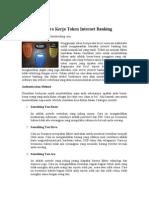 Memahami Cara Kerja Token Internet Banking
