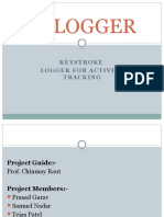 XPLOITER Keystroke Logger