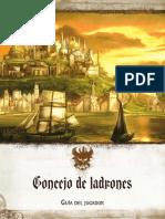 Concejo de Ladrones GdJ CdL Book