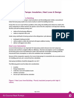 03 Insulation, Heat Loss & Design Principles