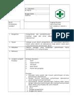 SOP Pemeriksaan Laboratorium (8.1.1.1)